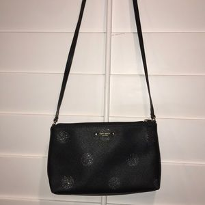 black Kate spade purse!